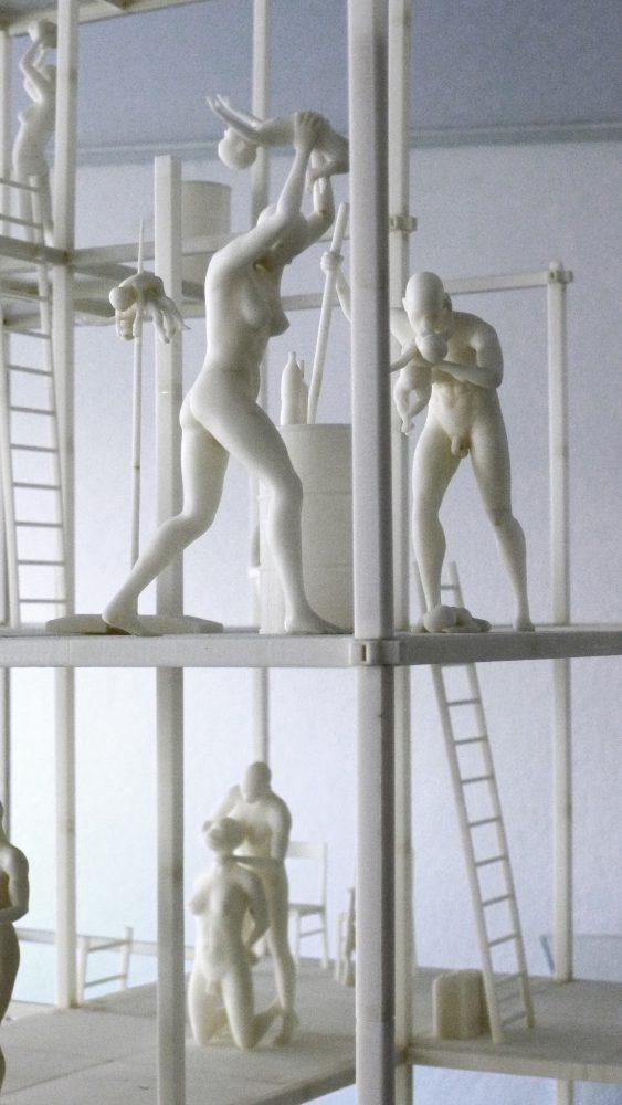 Gisbert Danberg house of dolls 3d-Druck