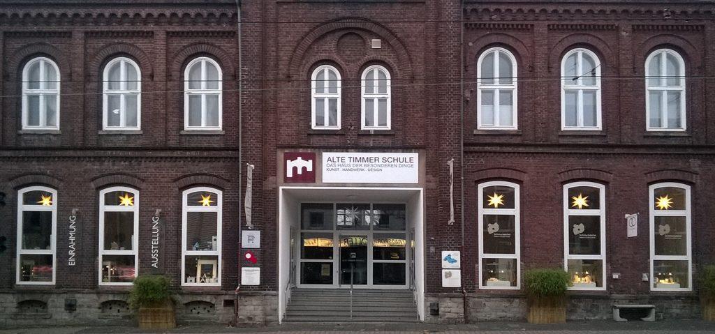 Alte Timmer Schule , Silvia Szlapka / Schmuckatelier / Kunst-und Rahmenwerkstatt Kretschmer / Tim Juckenack / Tanztheater Macasju