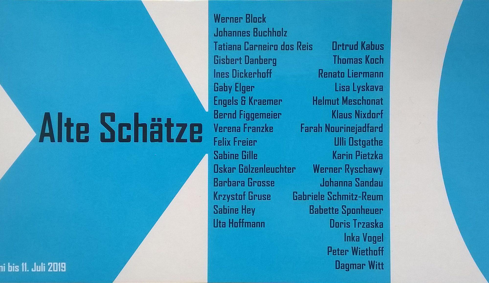Galerie 13 - Alte Schätze