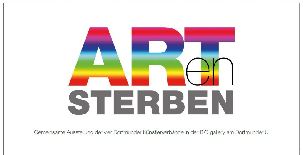 Ausstellung ARTenSTERBEN BIG-Gallery