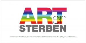 Ausstellung ARTenSTERBEN in der BIG-gallery, Dortmund; Künstler: u.a. Gisbert Danberg
